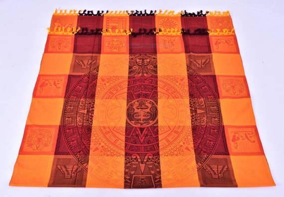 Obrus etno na długi stół 1,5 x 3 m